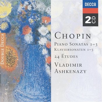 "Chopin: 12 Etudes, Op.10 - No. 2 in A minor ""chromatique"" - Vladimir Ashkenazy"