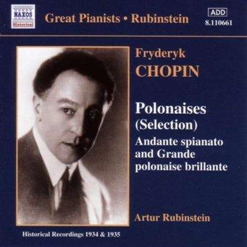 Chopin: Polonaises-Rubinstein Arthur