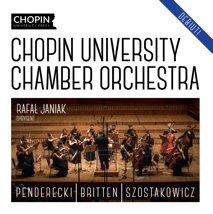 Chopin University Chamber Orchestra – Debiut! -Chopin University Chamber Orchestra, Janiak Rafał