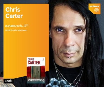 Chris Carter | Empik Arkadia