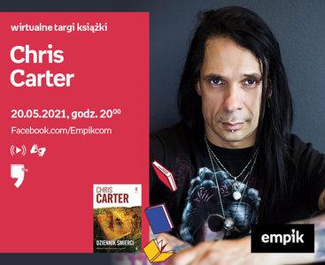 Chris Carter – PREMIERA | Wirtualne Targi Książki