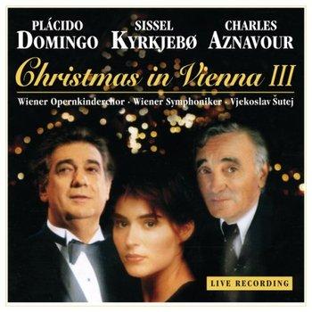 Christmas in Vienna III-Domingo Placido, Kyrkjebo Sissel, Aznavour Charles