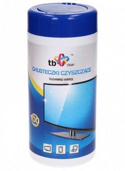 Chusteczki czyszczące do ekranów TB CLEAN, 100 szt.-TB Clean