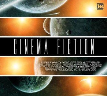 Cinema Fiction-Williams John, Horner James, Silvestri Alan, Goldsmith Jerry, Zimmer Hans