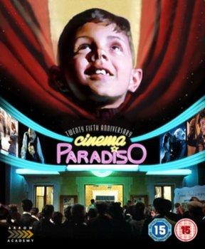 Cinema Paradiso (Theatrical and Director's Cut) (brak polskiej wersji językowej)-Tornatore Guiseppe