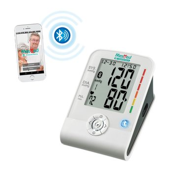 Ciśnieniomierz MESMED Blatonn MM 260, Bluetooth-MesMed