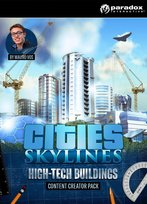 Cities: Skylines - Content Creator Pack: High-Tech Buildings (PC/MAC/LX)