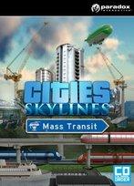 Cities: Skylines - Mass Transit (PC/MAC/LX)