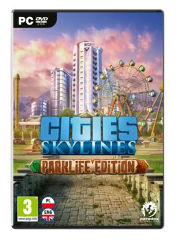 Cities: Skylines - Parklife Edition-Paradox Interactive