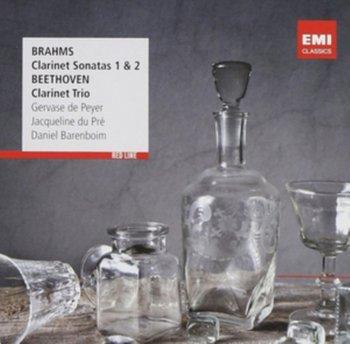 Clarinet Sonatas, Clarinet Trio-De Peyer Gervase, du Pre Jacqueline, Barenboim Daniel