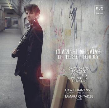 Clarinet Sonatas of the 20th Century-Jarzyński Dawid, Chitadze Tamara