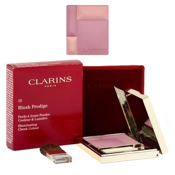 Clarins, Blush Prodige Illuminating Cheek Colour, róż w pudrze 08 Sweet Rose, 7,5 g-Clarins