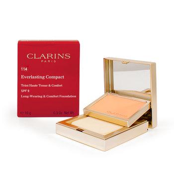 Clarins, Everlasting, długotrwały podkład w kompakcie 114 Cappuccino, SPF 9, 10 g-Clarins