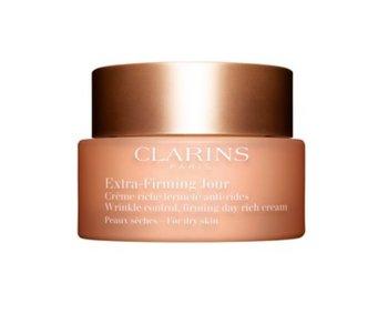 Clarins, Extra Firming, krem przeciwzmarszczkowy na dzień do cery suchej 40+, 50 ml-Clarins
