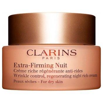 Clarins, Extra Firming, ujędrniający krem na noc do suchej skóry, 50 ml-Clarins