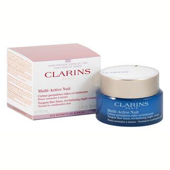 Clarins, Multi-Active, multiaktywny krem na noc, 50 ml-Clarins