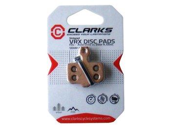 Clarks, Klocki hamulcowe, AVID, metaliczne spiekane-Clarks
