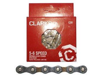 Clarks, Łańcuch rowerowy, YBN C20 Shimano/ Sram, Standard-Clarks