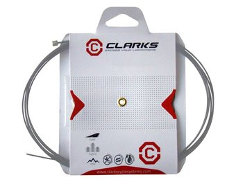 Clarks, Linka przerzutki, Mtb/szosa galwanizowana, 2275 mm-Clarks