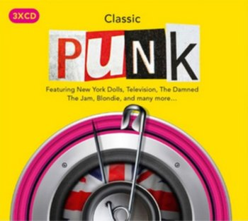 Classic Punk-Various Artists