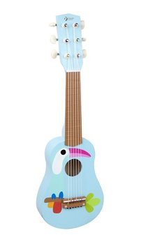 ClassicWorld, gitara drewniana z tukanem-ClassicWorld