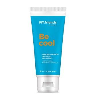 Cleanic, FIT.friends, szampon do włosów, 200 ml-Oceanic