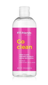 Cleanic, FIT.friends, woda micelarna Sebo-Clean, 400 ml-Cleanic
