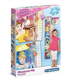 Clementoni, Księżniczki, puzzle Measure Me-Clementoni