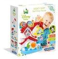 Clementoni, Myszka Miki, zabawka zręcznościowa Domek z kuleczkami-Clementoni
