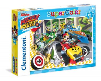 Clementoni, puzzle Mickey And The Roadster Racers-Clementoni