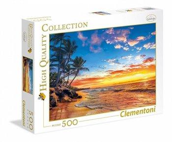 Clementoni, puzzle tradycyjne Rajska plaża-Clementoni