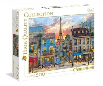 Clementoni, puzzle Ulice w Paryżu-Clementoni