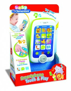 Clementoni, zabawka interaktywna Smartfon dotykowy-Clementoni