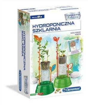 Clementoni, zabawka naukowa Hydroponiczna szklarnia