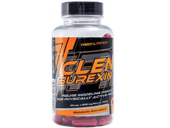 ClenBureXin TREC, 90 kapsułek-Trec