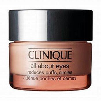 Clinique, All About Eyes, krem-żel redukujący sińce pod oczami, opuchliznę oraz linie i drobne zmarszczki, 15 ml-Clinique