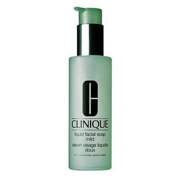 Clinique, Liquid Facial Soap Mild, mydło w płynie do twarzy dla skóry mieszanej w kierunku suchej, 200 ml-Clinique