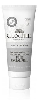 Clochee, peeling do twarzy drobnoziarnisty, 100 ml - Clochee