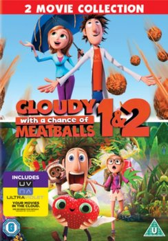 Cloudy With a Chance of Meatballs 1 and 2 (brak polskiej wersji językowej)-Lord Phil, Miller Christopher, Cameron Cody, Pearn Kris