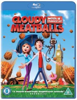 Cloudy With a Chance of Meatballs (brak polskiej wersji językowej)-Miller Christopher, Lord Phil