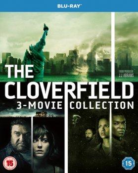 Cloverfield 1-3: The Collection (brak polskiej wersji językowej)-Onah Julius, Trachtenberg Dan, Reeves Matt