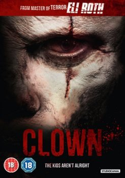 Clown (brak polskiej wersji językowej)-Watts Jon
