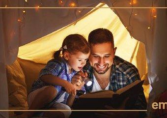 Co daje czytanie dzieciom?