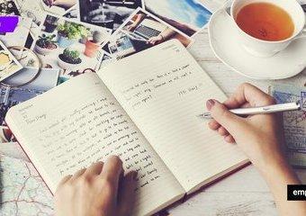 Co daje pisanie pamiętnika?