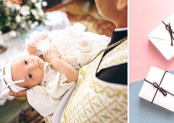 Co kupić na prezent na chrzciny dla chłopcai dziewczynki?