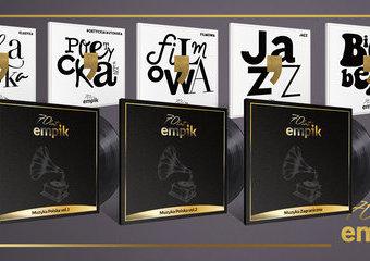 Co nam w duszy gra, czyli specjalna kolekcja muzyczna na 70. urodziny Empiku