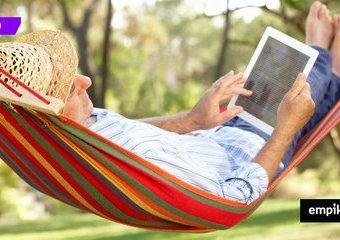 Co przeczytać i posłuchać w Empik Go latem?