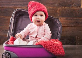 Co zabrać w podróż z dzieckiem? Lista 15 przydatnych rzeczy