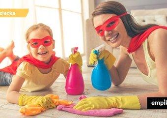 Co zrobić, by dziecko polubiło sprzątanie?