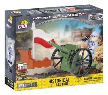 Cobi, klocki Mała Armia Field Gun 1897-COBI